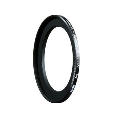 B+W Step-Up Adapter Ring 1E (58mm to 72mm)