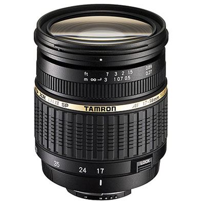Tamron 1750mm f2.8 XR DiII LD ASP IF Lens  Canon Fit