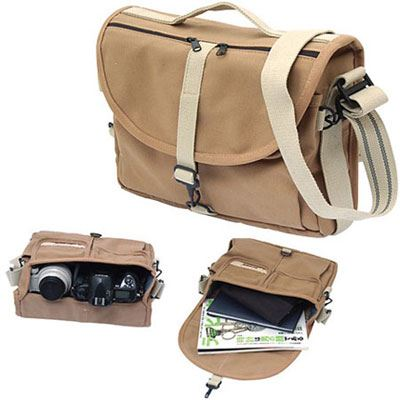Used Domke F-803 Camera Satchel - Sand