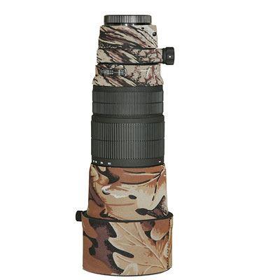 Image of LensCoat for Sigma 120-300mm f/2.8 EX DG lens - Realtree Advantage Max4 HD