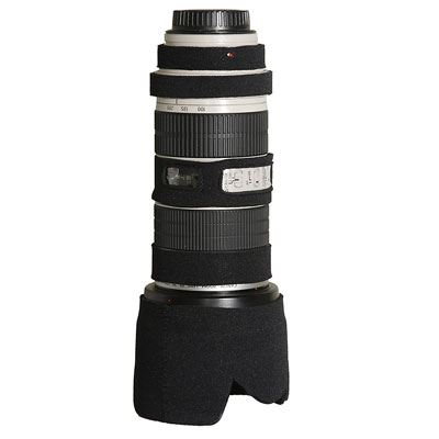 LensCoat for Canon 70200mm f2.8 L IS  Black