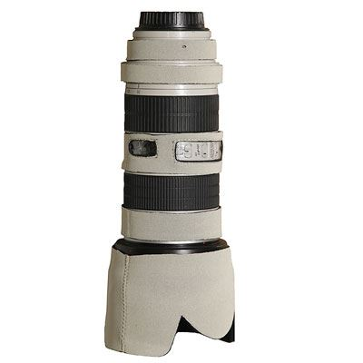 LensCoat for Canon 70200mm f2.8 L IS  Canon White