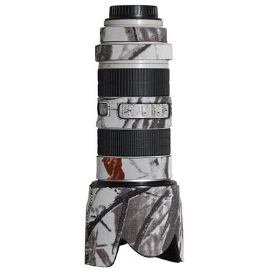 LensCoat for Canon 70200mm f2.8 L IS  Realtree Hardwoods Snow