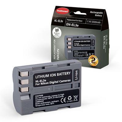 Hahnel HLEL3e Battery (Nikon ENEL3e)