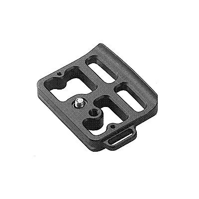 Kirk PZ114 Quick Release Camera Plate for Nikon D80 and D90 with MBD80 Grip