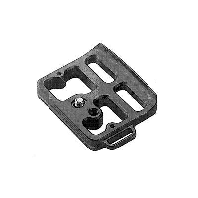 Kirk PZ-114 Quick Release Camera Plate for Nikon D80 and D90 with MB-D80 Grip