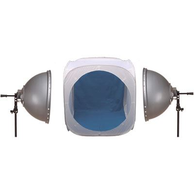 Image of Interfit Cool-lite 120cm Popup Light Tent Kit