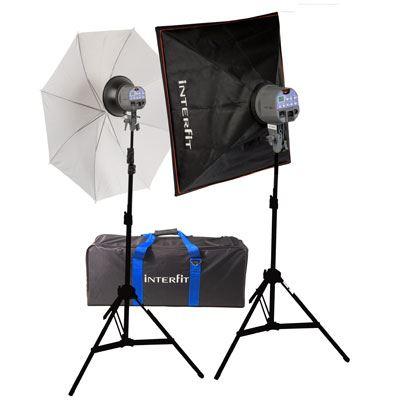 Interfit EXD200 Home Studio Kit