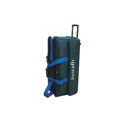 Interfit Two Head All-In-One Roller Bag