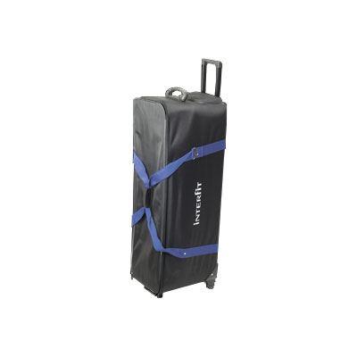 Interfit Three Head AllInOne Roller Bag