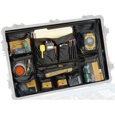 Peli 1600 1610 and 1620 Lid Organiser