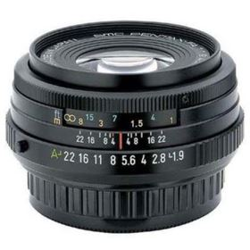 Pentax 43mm f1.9 FA Limited Black Lens