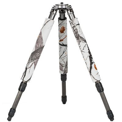 LegCoats for Gitzo 1340 RealTree Hardwood Snow