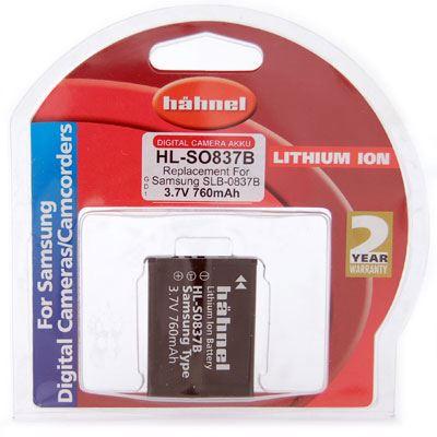 Hahnel HL-S0837B Battery (Samsung SLB-0837B)