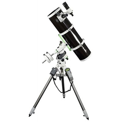 Sky-Watcher Explorer-200P (HEQ5 PRO) Parabolic SynScan GO-TO Newtonian Reflector Telescope