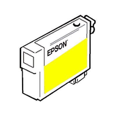 Epson T5804 Yellow Ink Cartridge