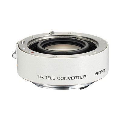Sony 1.4x Teleconverter - A mount