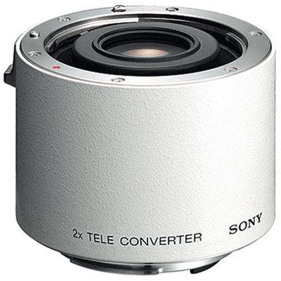 Sony 2x Teleconverter - A mount