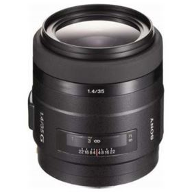Used Sony 35mm f1.4 G Lens