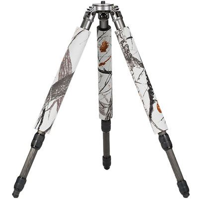 LegCoats for Gitzo 2541L/2941L Realtree Hardwoods Snow