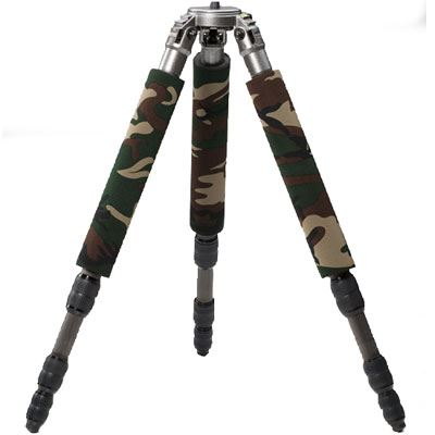 LegCoats for Gitzo 3540L/3540LS Forest Green Camouflage