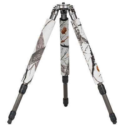 LegCoats for Gitzo 1410 Realtree Hardwood Snow