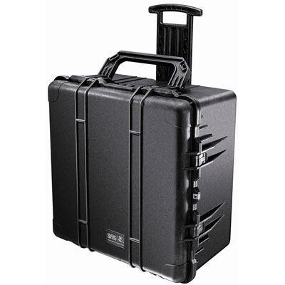 Peli 1640 Case with Foam - Black