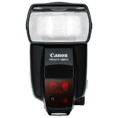 Canon Speedlite 580EX II Flashgun
