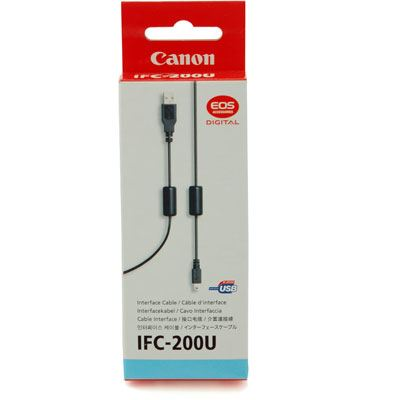 Image of Canon IFC200U Interface Cable