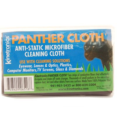 Anti Static Panther Cloth 250mm x 450mm