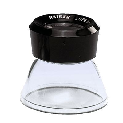 Kaiser K2334 8x Magnification Loupe