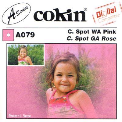 Cokin A079 Spot WA Pink Filter