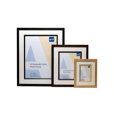 Kenro Ambassador Frame 8x10 inch (20x25cm) Black - Pack of 6 | Wex ...
