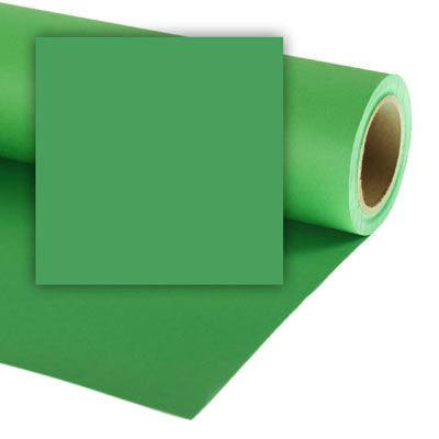 Colorama 1.35x11m - ChromaGreen