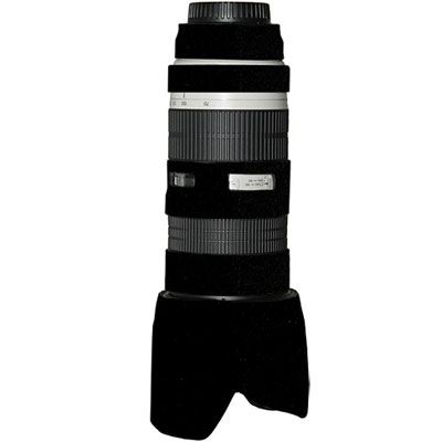 LensCoat for Canon 70200mm f2.8 L non IS  Black