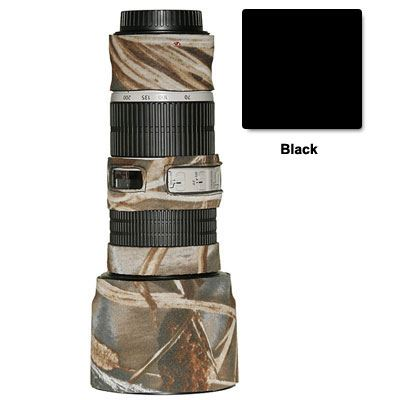 LensCoat for Canon 70200mm f4 L IS  Black