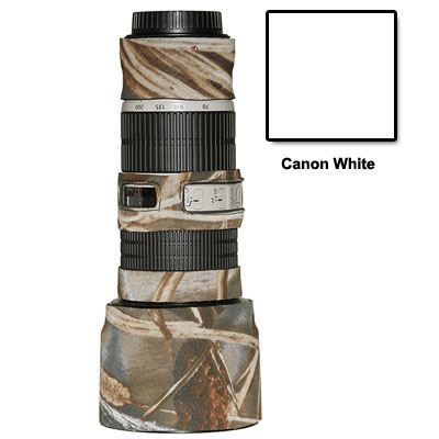 LensCoat for Canon 70200mm f4 L IS  Canon White
