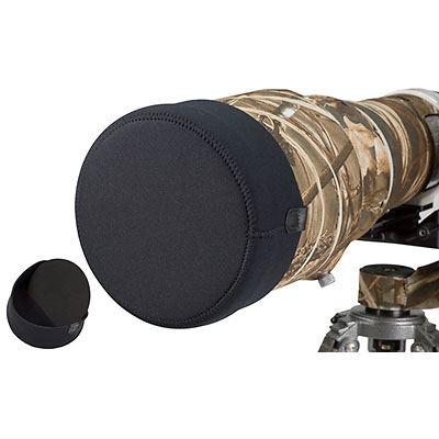 LensCoat Hoodie Lens Cap (XXX Large) - Black