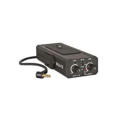 Beachtek DXA4P Dual XLR Compact Adapter
