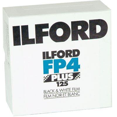 Ilford FP4 Plus 35mm film 17m spool