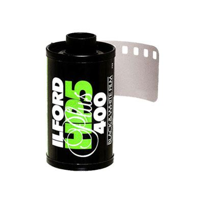 Ilford HP5 Plus 35mm film (24 exposure)