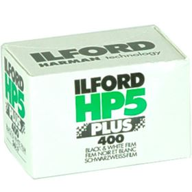 Ilford HP5 Plus 35mm film (36 exposure)