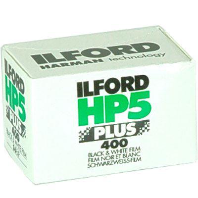 Ilford HP5 Plus 35mm film (36 exposure)