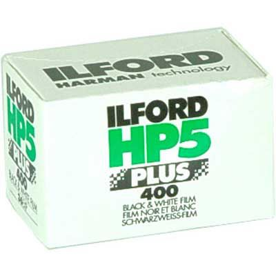 Ilford HP5 Plus 35mm film (36 exposure) Pack of 50