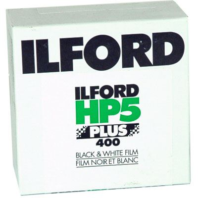 Ilford HP5 Plus 35mm film 17m spool