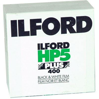 Ilford HP5 Plus 35mm film 30.5m spool