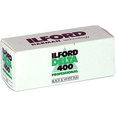 Ilford Delta 400 Professional 120 roll film