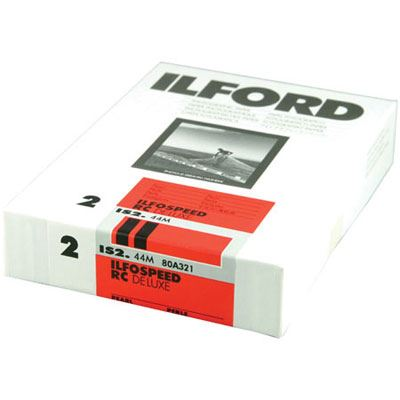 Image of Ilford ISRC244M Pearl 8x10 inch 25 sheets 1612628