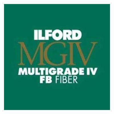 Image of Ilford MGFB1K 24x30.5cm 10 sheets