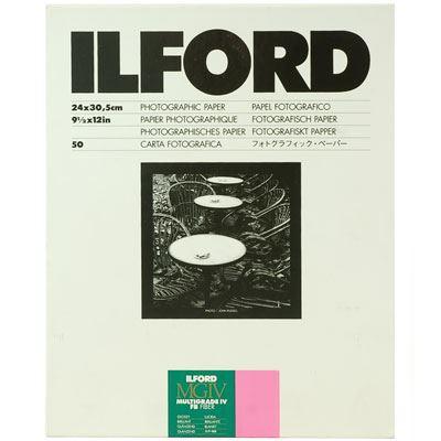 Image of Ilford MGFB1K 24x30.5cm 50 sheets